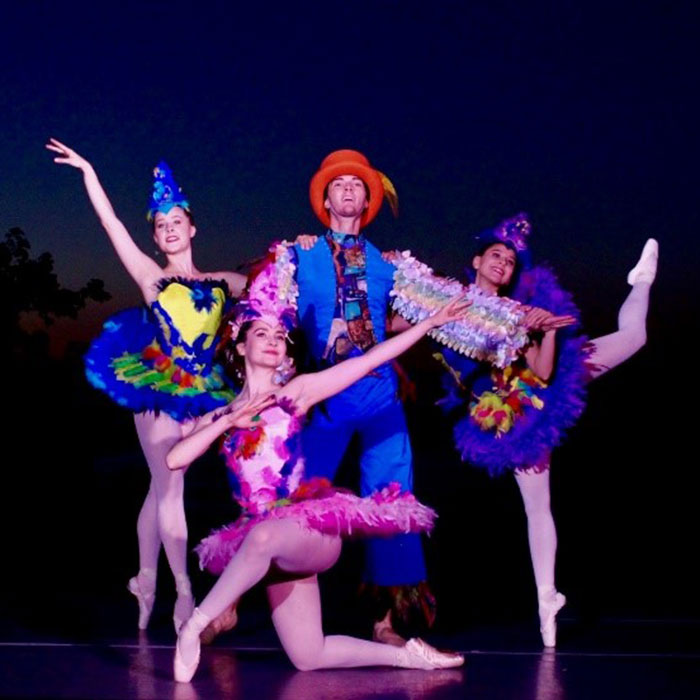 Cleveland Ballet - The Magic Flute